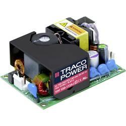 Zabudovateľný sieťový zdroj AC/DC, open frame TracoPower TPP 100-115A-J, +16.5 V/DC, 6670 mA