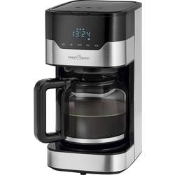 Kávovar Profi Cook PC-KA 1169, nerezová oceľ, čierna