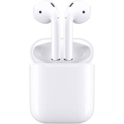 apple air pods 2 generation mit charging case bluetooth. Black Bedroom Furniture Sets. Home Design Ideas