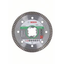Diamantový rezací kotúč X-LOCK Best for Ceramic Extra Clean Turbo, 115 x 1,4 x 7 mm Bosch Accessories 2608615131, Priemer 115 mm, 1 ks