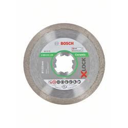 Diamantový rezací kotúč X-LOCK Standard pre keramiku, 110 x 22,23 x 1,6 x 7,5 mm Bosch Accessories 2608615136, Ø 110 mm, 1 ks