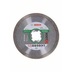 Diamantový rezací kotúč X-LOCK Standard pre keramiku, 115 x 22,23 x 1,6 x 7 mm Bosch Accessories 2608615137, Priemer 115 mm, 1 ks