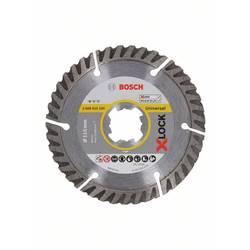 Rezací kotúč X-LOCK Standard pre Universal, 115 x 22,23 x 2 x 10 mm Bosch Accessories 2608615165, Ø 115 mm, 1 ks