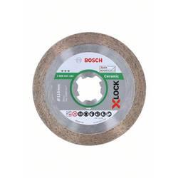 Diamantový rezací kotúč Bosch X-LOCK 110 mm Bosch Accessories 2608615162, Ø 110 mm, 1 ks