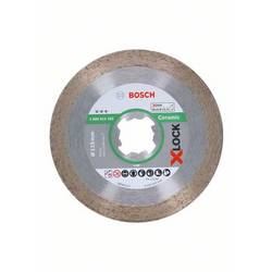 Diamantový rezací kotúč X-LOCK Best for Ceramic, 115 x 22,23 x 1,6 x 10 mm Bosch Accessories 2608615163, Ø 115 mm, 1 ks