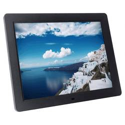 Image of Braun Germany DigiFrame 1593 4GB Digitaler Bilderrahmen 38.1 cm 15 Zoll 1024 x 768 Pixel 4 GB Schwarz