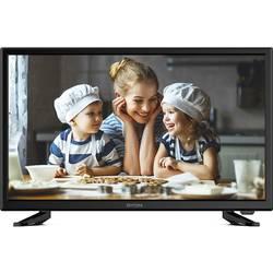 Image of Dyon LIVE 22 Pro LED-TV 54.6 cm 21.5 Zoll EEK A (A++ - E) DVB-T2, DVB-C, DVB-S, Full HD, CI+ Schwarz