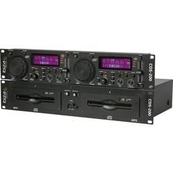 Dvojitý CD prehrávač pre DJ Ibiza Sound CDS-200 15-2211