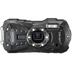 Digitálny fotoaparát Ricoh WG-60, 16 Megapixel, Zoom (optický): 5 x, čierna
