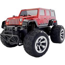 RC model auta terénne vozidlo Revell Control Jeep® Wrangler Rubicon 24464, 1:18