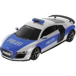 RC model auta záchranný voz Revell Control Audi R8 Polizei 24657, 1:24