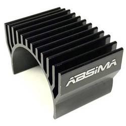Image of Absima Motor-Kühlkörper Passend für Modellbau-Motor: 540er Elektromotor, 550er Elektromotor Schwarz