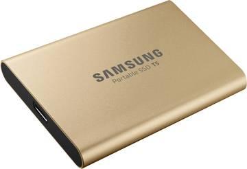 Externe SSD im eleganten Gehäuse