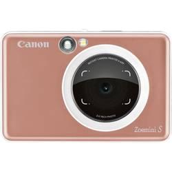 Instantný fotoaparát Canon Zoemini S, 8 Megapixel, ružovozlatá