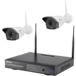 Sada bezpečnostné kamery Inkovideo INKO-22M, 4-kanálová, s 2 kamerami