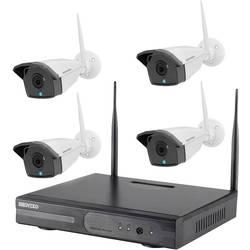 Sada bezpečnostné kamery Inkovideo INKO-24M, 4-kanálová, so 4 kamerami