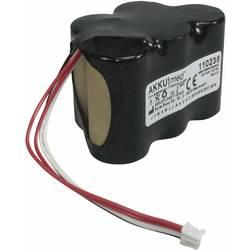 Akumulátor pro lékařské přístroje Akku Med Náhrada za originální akumulátor MCM440-6 6 V 3000 mAh