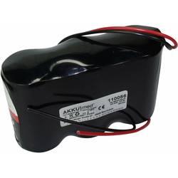 Akumulátor pro lékařské přístroje Akku Med Náhrada za originální akumulátor N200E-6 6 V 2500 mAh