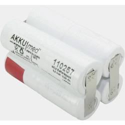 Akumulátor pro lékařské přístroje Akku Med Náhrada za originální akumulátor GA646-9.6 9.6 V 500 mAh