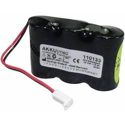 Akumulátor pro lékařské přístroje Akku Med Náhrada za originální akumulátor Kangeroo2000-3.6 3.6 V 1700 mAh