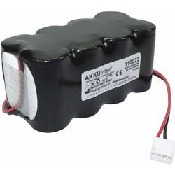 Akumulátor pro lékařské přístroje Akku Med Náhrada za originální akumulátor VP5005-9.6 9.6 V 1800 mAh