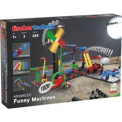 Stavebnica fischertechnik ADVANCED Funny Machines - Kettenreaktion 551588, od 7 rokov