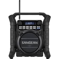 DAB+ outdoorové rádio Sangean Utility-40 DBT, AUX, Bluetooth, DAB+, UKW, USB, čierna
