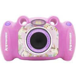 Digitálny fotoaparát Easypix Kiddypix - Blizz (Pink), ružová