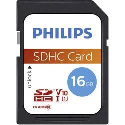 Pamäťová karta SDHC, 16 GB, Philips Class 10