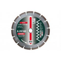 Diamantový rezací kotúč Metabo, 230 Metabo 628160000, Ø 230 mm, 1 ks