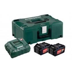 Náhradný akumulátor pre elektrické náradie, Metabo 685064000, 18 V, 4 Ah, Li-Ion akumulátor