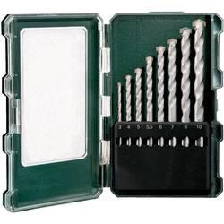 Sada špirálových vrtákov do kameňa Metabo 626706000, 3 mm, 4 mm, 5 mm, 5.5 mm, 6 mm, 7 mm, 8 mm, 10 mm, N/A, 8 ks