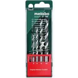 Univerzálny sortiment vrtákov Metabo 627185000, 4-dielna