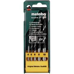 Sada spirálových vrtáků do dřeva Metabo 627200000, 1 ks