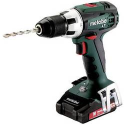 Aku vŕtací skrutkovač Metabo BS 18 LT Compact 602102530