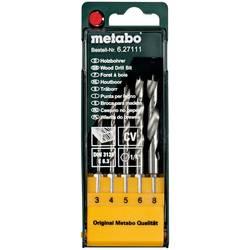 Sada špirálových vrtákov do dreva Metabo 627111000, 1 ks