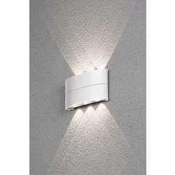 LED vonkajšie nástenné osvetlenie 7.98 W N/A Konstsmide Chieri 7853-250 biela