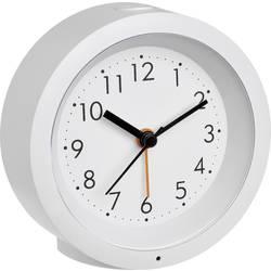 Quartz budík TFA Dostmann 60.1029.02, časov budenia 1, biela