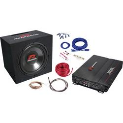 Image of Renegade RBK1100XL Car-HiFi-Set