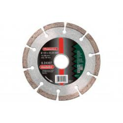 Diamantový rezací kotúč Metabo 150x22,23 mm Metabo 624308000, Ø 150 mm, 1 ks