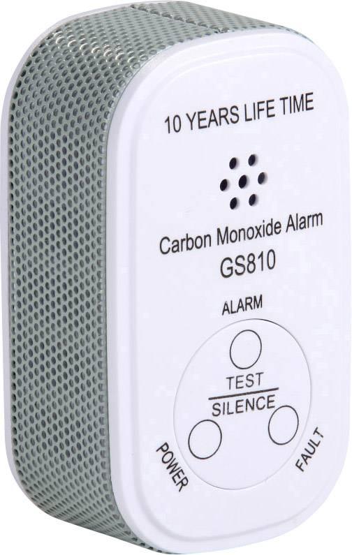 Batterie Butan Elro Gasmelder Propan mit Testtaste Methan 85dB
