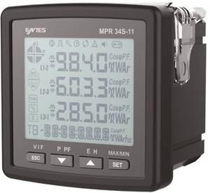 ENTES MPR-32-72 Digitales Einbaumessgerät