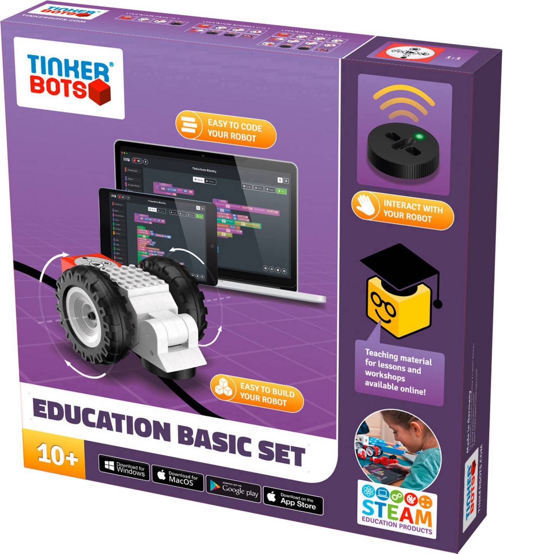 TINKERBOTS Roboter Bausatz Education Basic Set