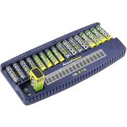 Image of AccuPower IQ216 Rundzellen-Ladegerät NiCd, NiMH Micro (AAA), Mignon (AA), 9 V Block