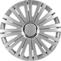 Poklice kol R14 stříbrná, chrom 1 ks IWH