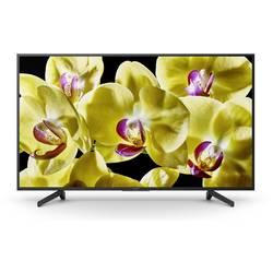 Sony BRAVIA KD55XG8096 LED TV 139 cm 55 palca en.trieda A (A +++ - D) DVB-T2, DVB-C, DVB-S2, UHD, Smart TV, WLAN, PVR ready, CI+ čierna