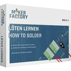 Image of MAKERFACTORY 15055 Löten lernen Löten Lernpaket ab 14 Jahre