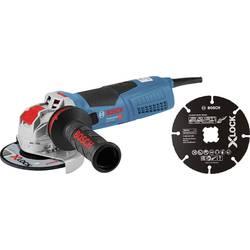 Uhlová brúska Bosch Professional GWX 17-125 S + Carbide Multi Wheel 06017C4002 + 2608619284, 125 mm, vr. rozbrusovacieho kotúča, 1700 W