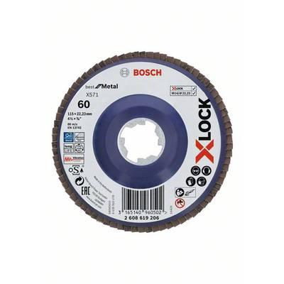 Bosch Accessories 2608619206 Ø 115 mm Körnung 60 1 St.