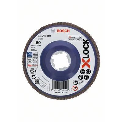 Bosch Accessories 2608619210 Ø 125 mm Körnung 60 1 St.